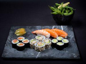 Sushi 2500 børnesmovs