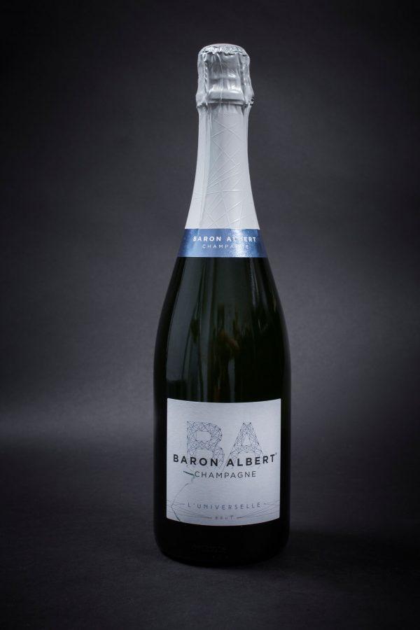Sushi2500 Champagne Baron Albert