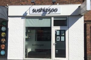 Sushi2500 Toften Valby Sushi