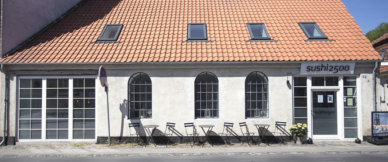 Facade Sushi Roskilde
