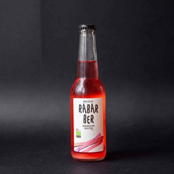 Drikkevarer - Økosaft Rabarber