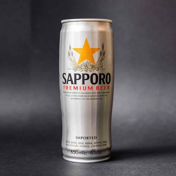 Drikkevarer - Øl - Sapporo 65 cl