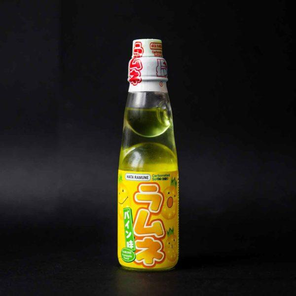 Drikkevarer - Japansk Limonade - Ananas