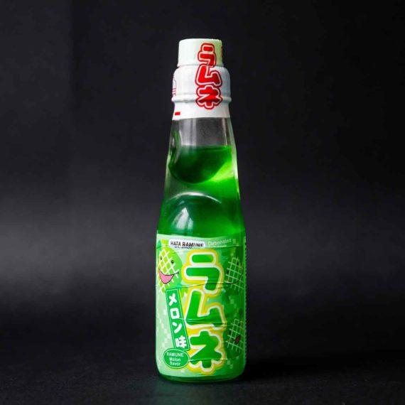 Drikkevarer - Japansk Limonade - Melon