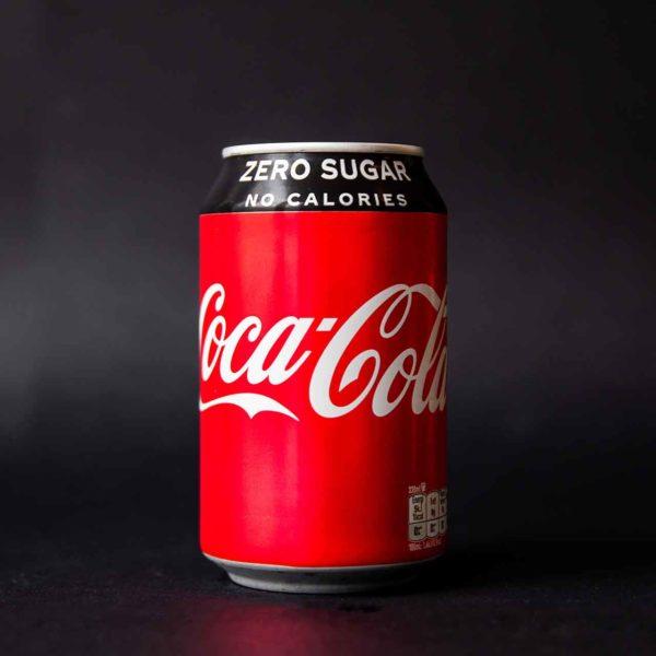 Drikkevarer - Sodavand - Cola Zero