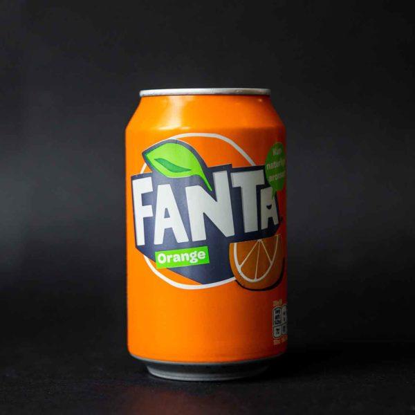 Drikkevarer - Sodavand - Fanta