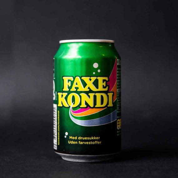Drikkevarer - Sodavand - Faxe kondi