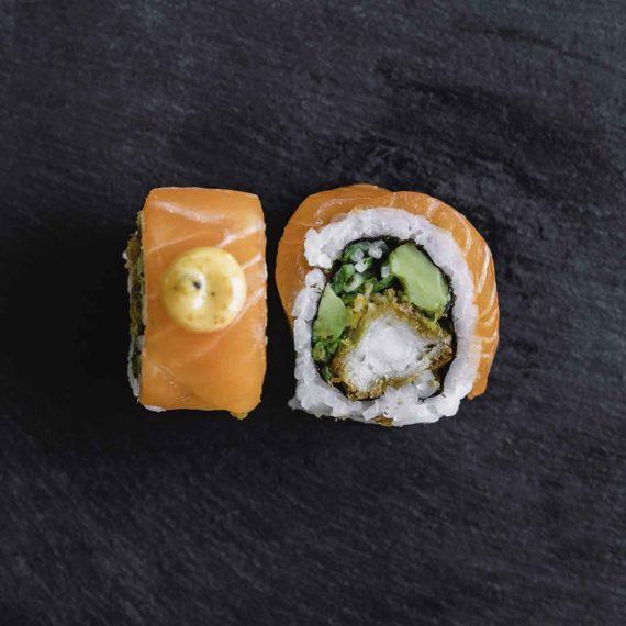 Extravaganza Maki - Sparkling Salmon