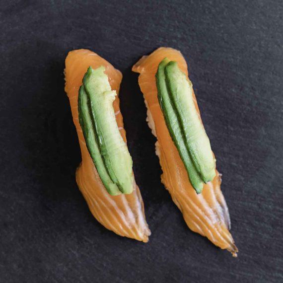 Nigiri - Laks Avocado