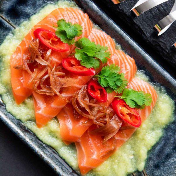 Sushi2500 Nytårsmenu 2019