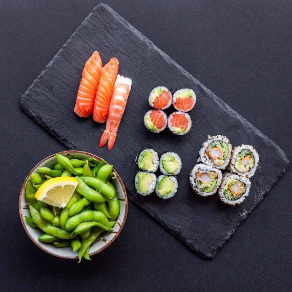 Sushi2500 Børnesmovs