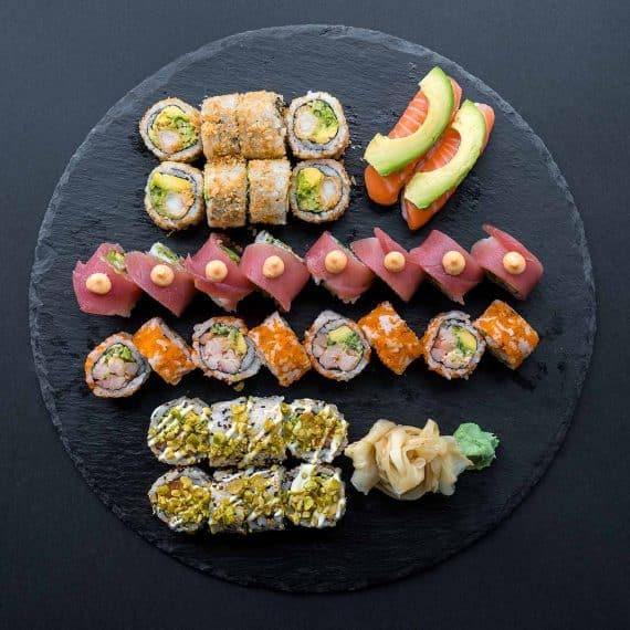 Sushi2500 - Knæk Cancer