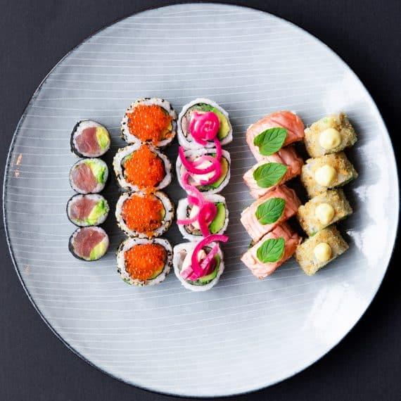Sushi2500 - Ugedeal 50