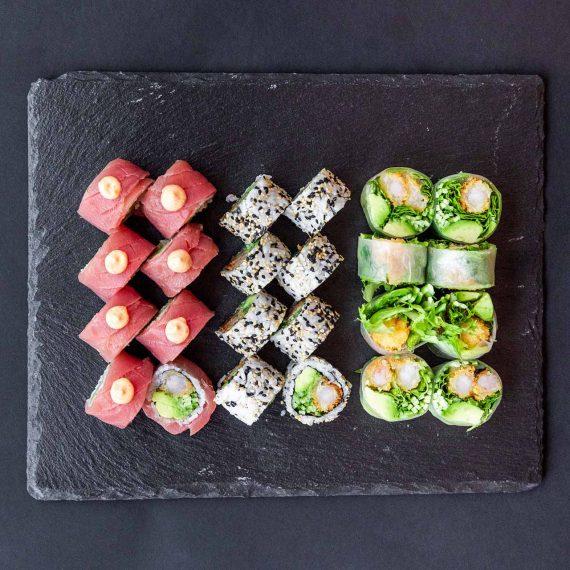 Sushi2500 - Syndig Crispy