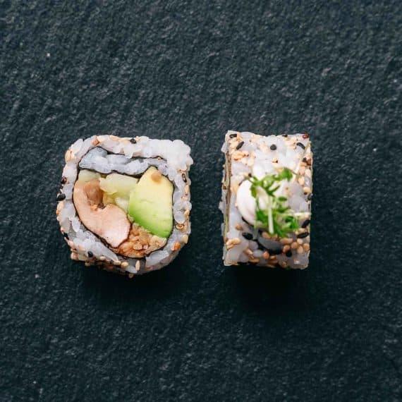 Sushi2500 - Mighty Mushroom