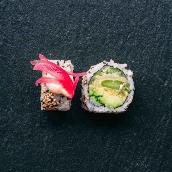 Sushi2500 - Smokey Jack
