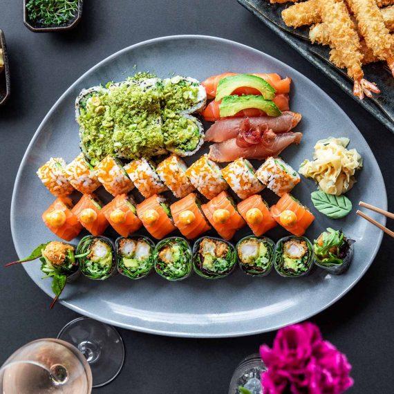 Sushi2500 - Hooked