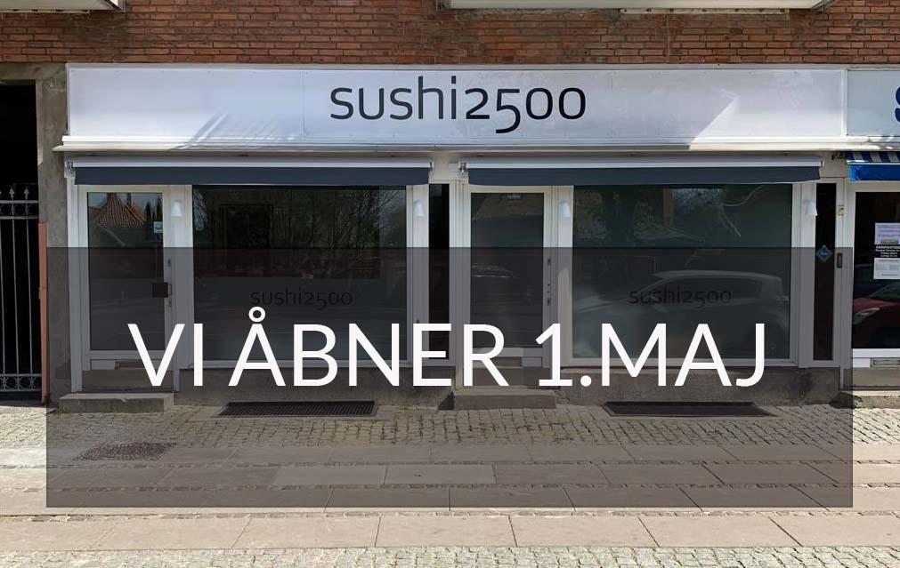 Sushi2500 Søborg
