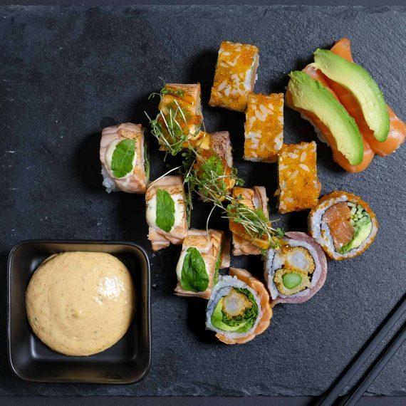 Sushi2500 x Downtown