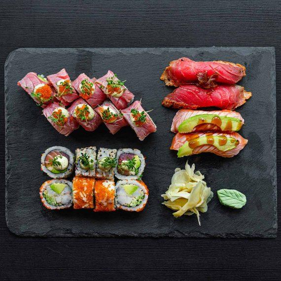 Sushi2500 - Alene Hjemme 2021