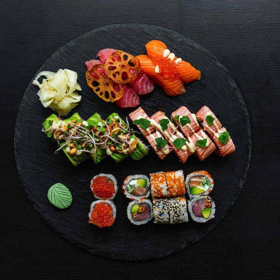 Sushi2500 - Datenight 2021
