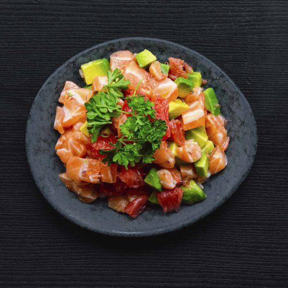 Sushi2500 - Lakseceviche