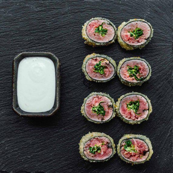 Sushi2500 - Spicy Tuna Tempura