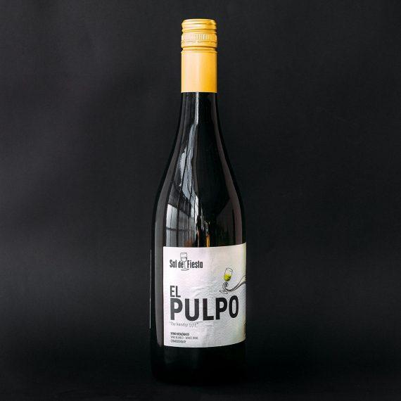 Sushi2500 - Vin - Chardonnay -El Pulpo