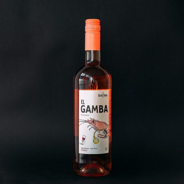 Sushi2500 - Vin - Rosé - Gamba